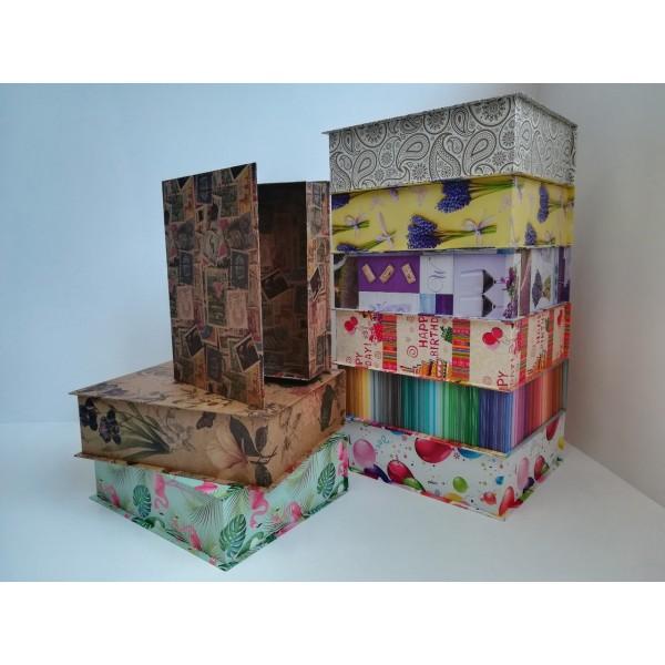 """Коробка подарочная """"Книга 24"""""""